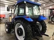 NEW HOLLAND NEW TL 95  2013/2014 Agro Texas Máquinas Agrícolas