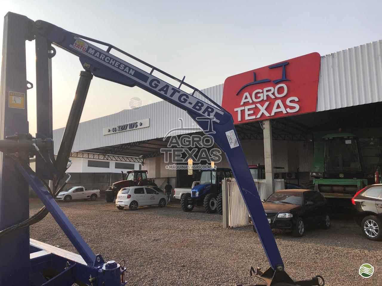 IMPLEMENTOS AGRICOLAS GUINCHO BIG BAG GUINCHO 2000 Kg Agro Texas Máquinas Agrícolas VITORINO PARANÁ PR