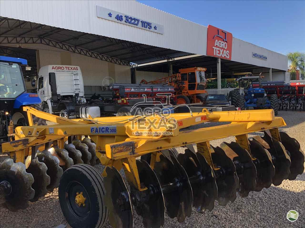 IMPLEMENTOS AGRICOLAS GRADE ARADORA ARADORA 18 DISCOS Agro Texas Máquinas Agrícolas VITORINO PARANÁ PR