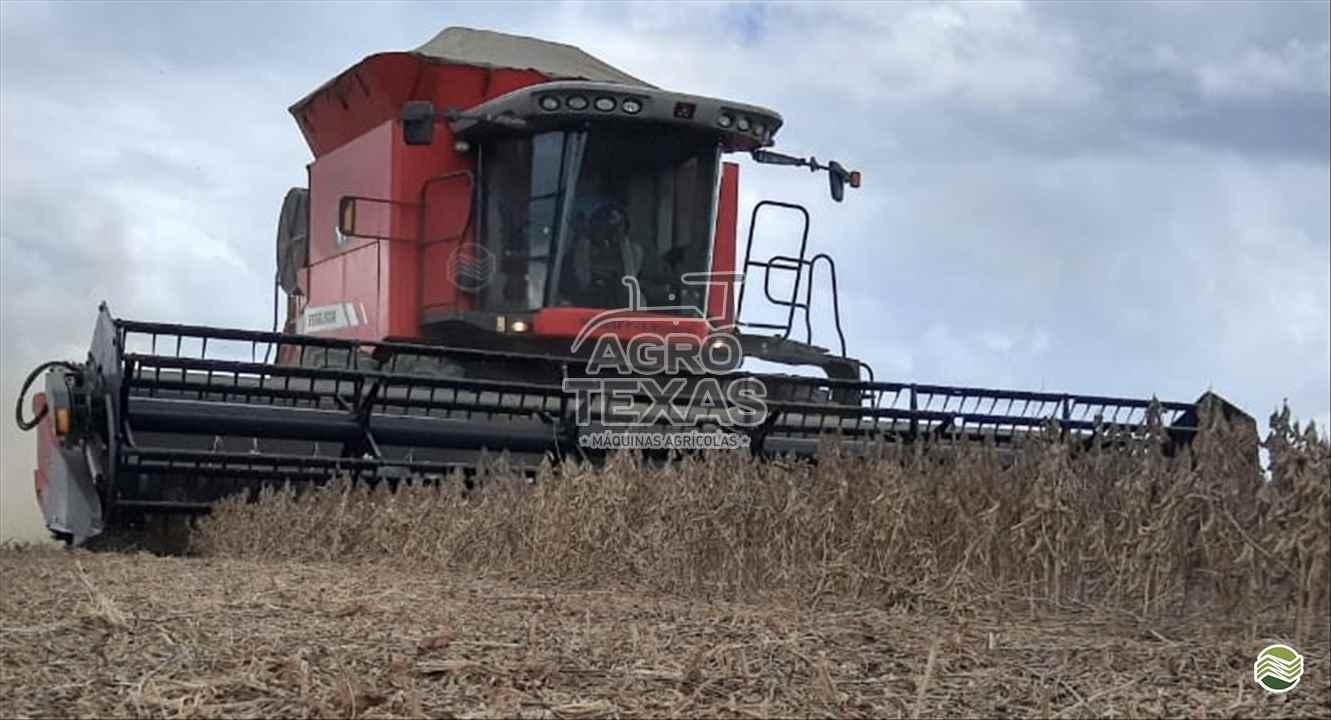 COLHEITADEIRA MASSEY FERGUSON MF 9790 Agro Texas Máquinas Agrícolas VITORINO PARANÁ PR