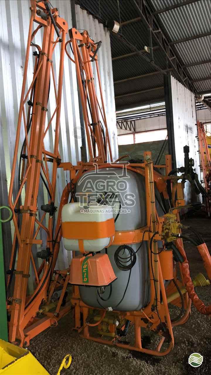 PULVERIZADOR JACTO AM 14 Acoplado Hidráulico Agro Texas Máquinas Agrícolas VITORINO PARANÁ PR
