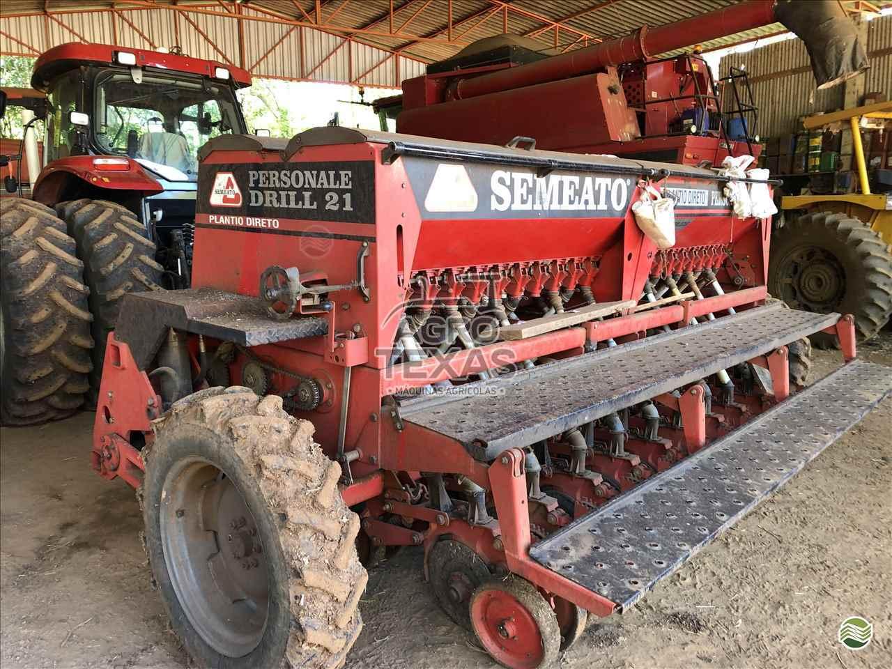 SEMEADEIRA SEMEATO PD 21 Agro Texas Máquinas Agrícolas VITORINO PARANÁ PR
