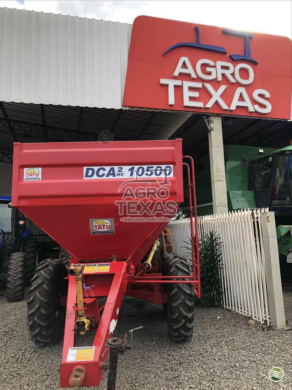 IMPLEMENTOS AGRICOLAS DISTRIBUIDOR CALCÁRIO 10000 Kg Agro Texas Máquinas Agrícolas VITORINO PARANÁ PR