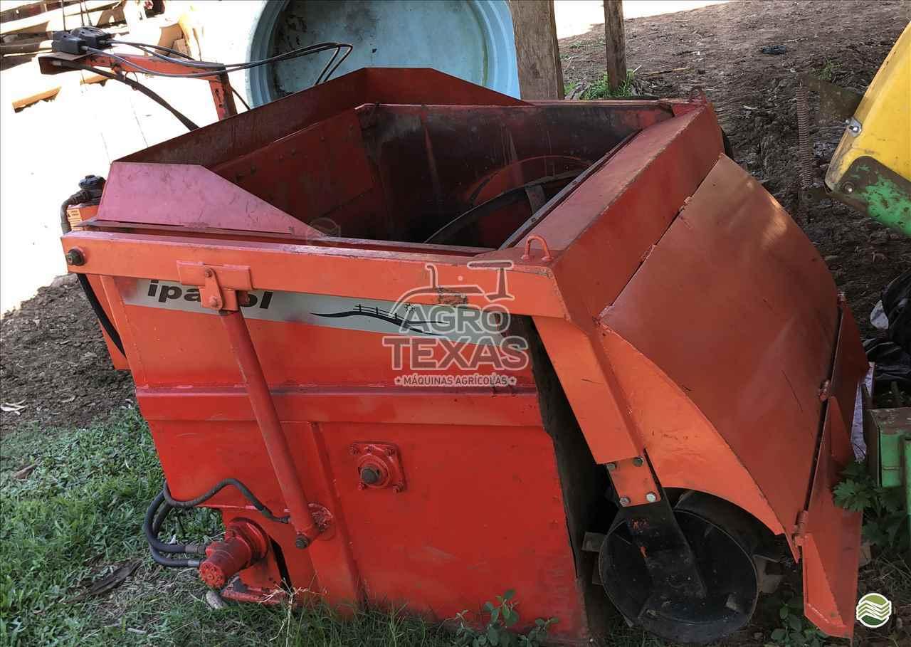 IMPLEMENTOS AGRICOLAS DESENSILADEIRA DESENSILADEIRA Agro Texas Máquinas Agrícolas VITORINO PARANÁ PR