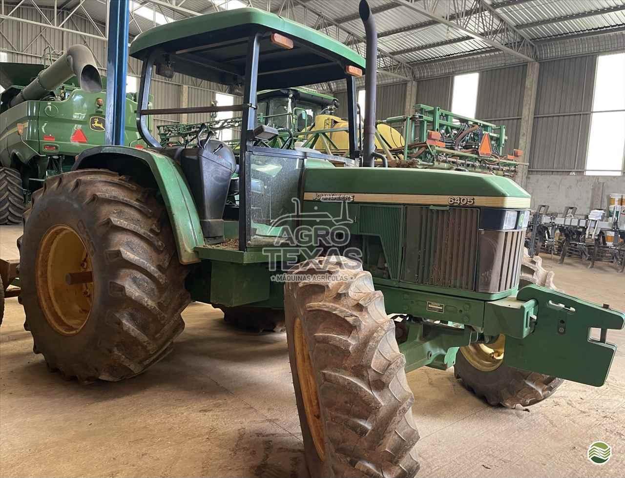 JOHN DEERE 6405 de Agro Texas Máquinas Agrícolas - VITORINO/PR