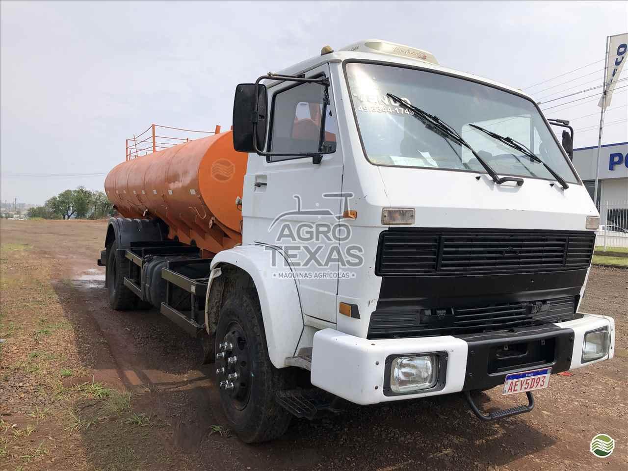 CAMINHAO VOLKSWAGEN VW 12140 Tanque Aço Toco 4x2 Agro Texas Máquinas Agrícolas VITORINO PARANÁ PR