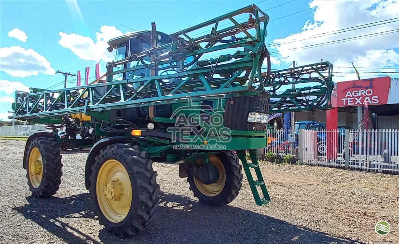 PULVERIZADOR JOHN DEERE JOHN DEERE 4630 Tração 4x4 Agro Texas Máquinas Agrícolas VITORINO PARANÁ PR