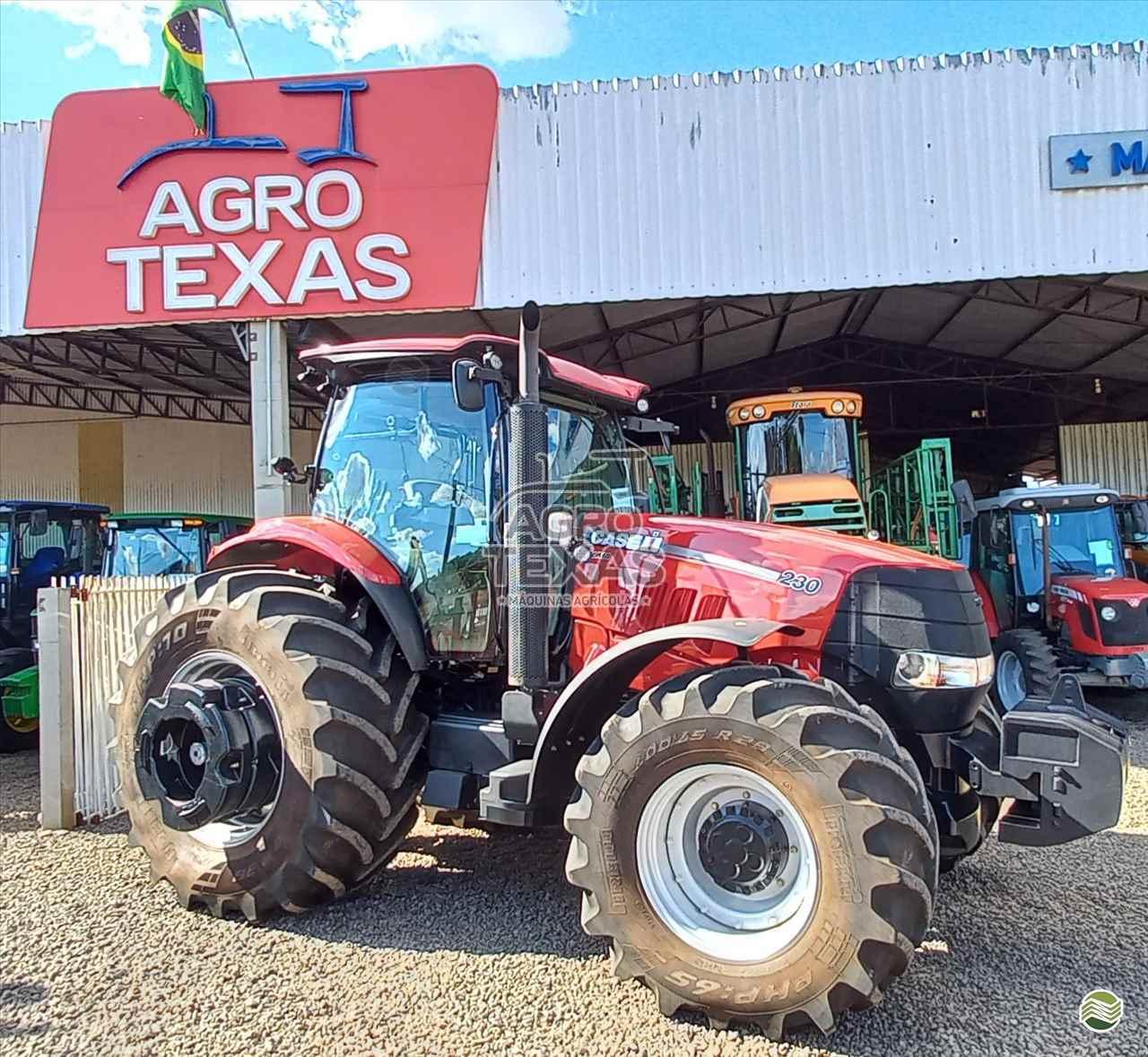 TRATOR CASE PUMA 230 Tração 4x4 Agro Texas Máquinas Agrícolas VITORINO PARANÁ PR