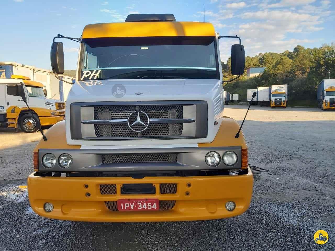 CAMINHAO MERCEDES-BENZ MB 1634 Cavalo Mecânico Toco 4x2 Vieira Transportes  CAIEIRAS SÃO PAULO SP