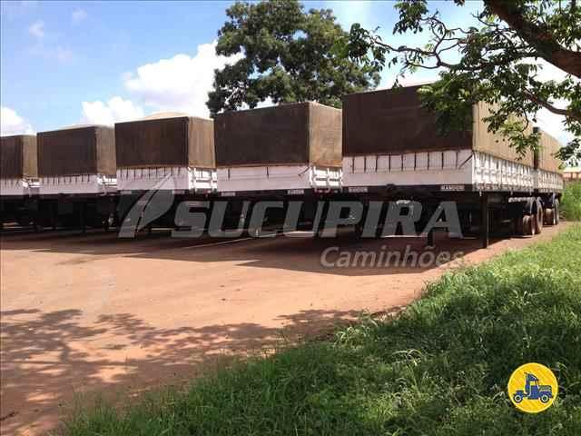 BITREM GRANELEIRO  2008/2008 Sucupira Caminhões