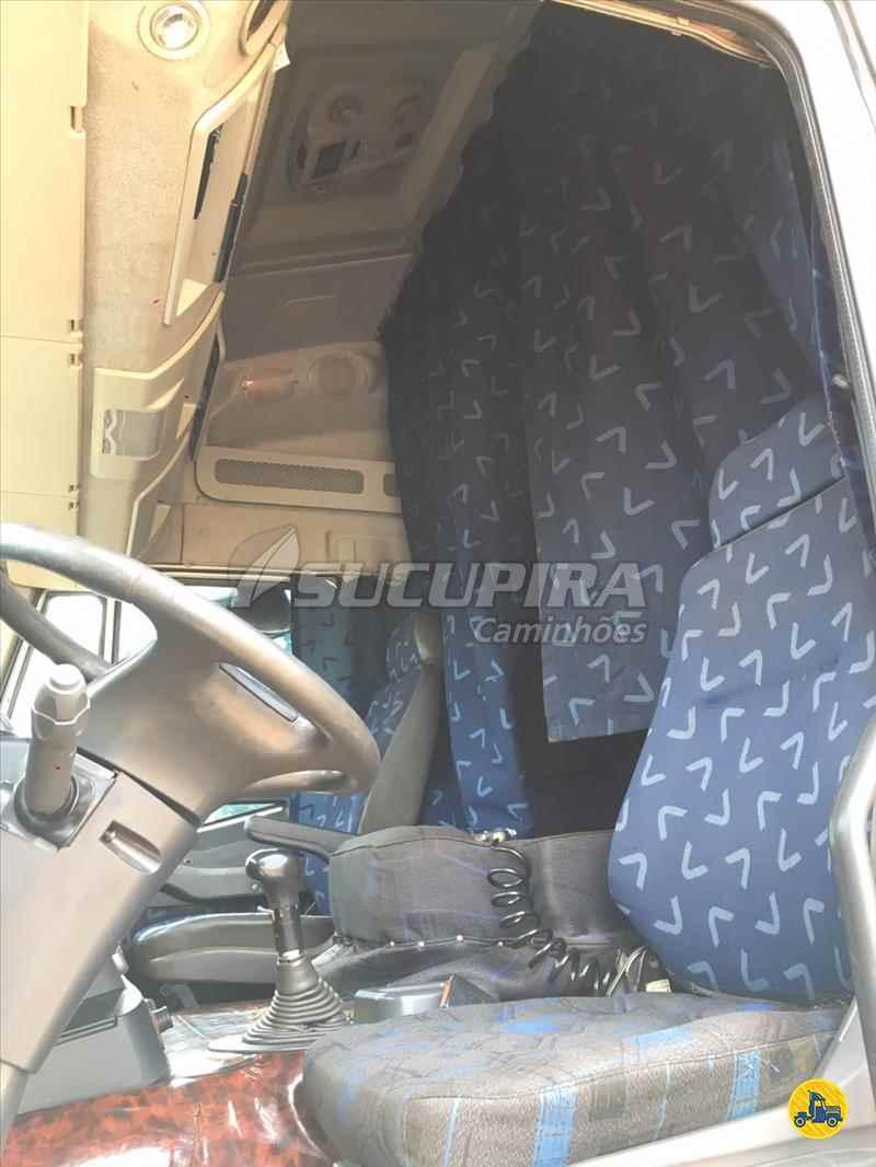 IVECO STRALIS 460  2010/2010 Sucupira Caminhões