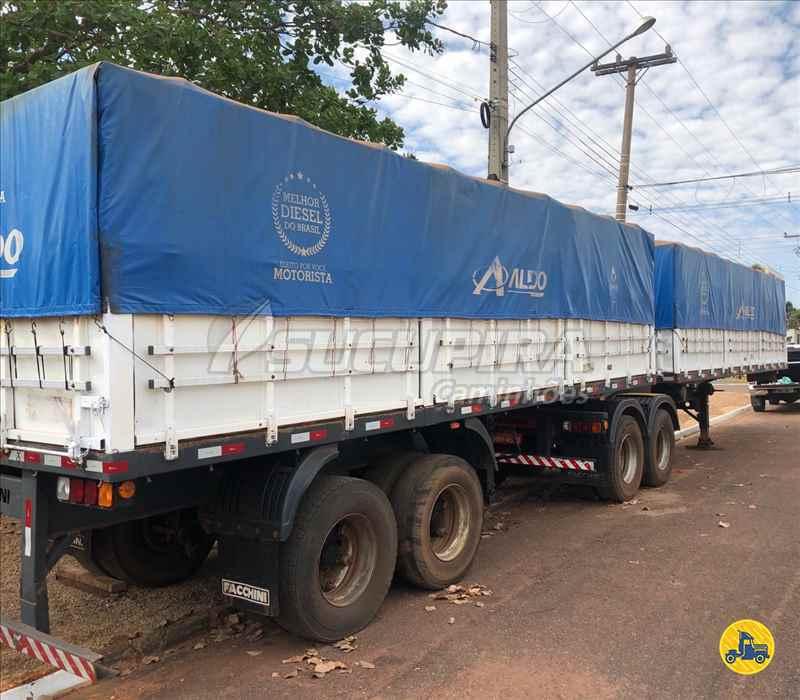 BITREM GRANELEIRO  2010/2010 Sucupira Caminhões