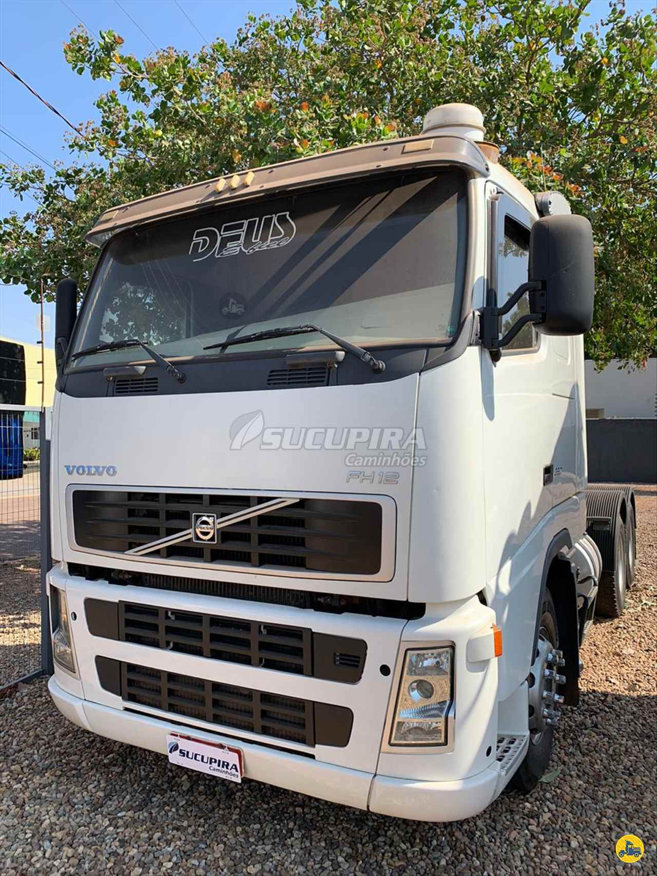 VOLVO FH12 380 de Sucupira Caminhões - RONDONOPOLIS/MT