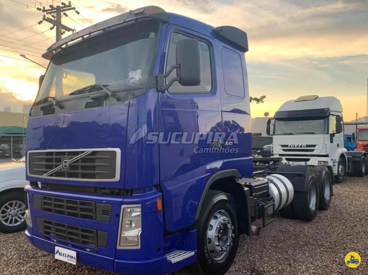 VOLVO FH 440 de Sucupira Caminhões - RONDONOPOLIS/MT