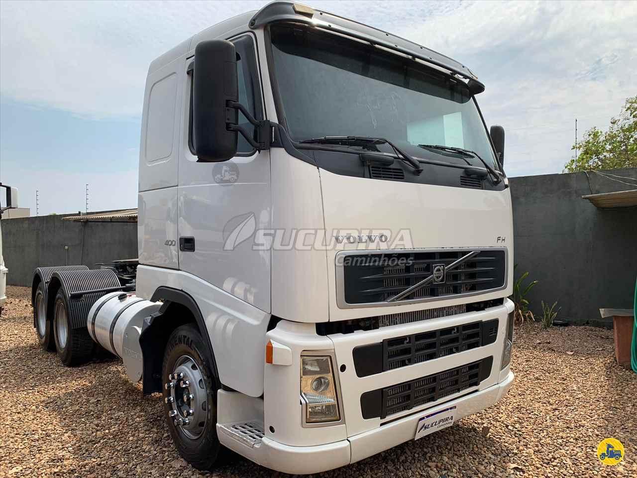 CAMINHAO VOLVO VOLVO FH 400 Cavalo Mecânico Truck 6x2 Sucupira Caminhões RONDONOPOLIS MATO GROSSO MT
