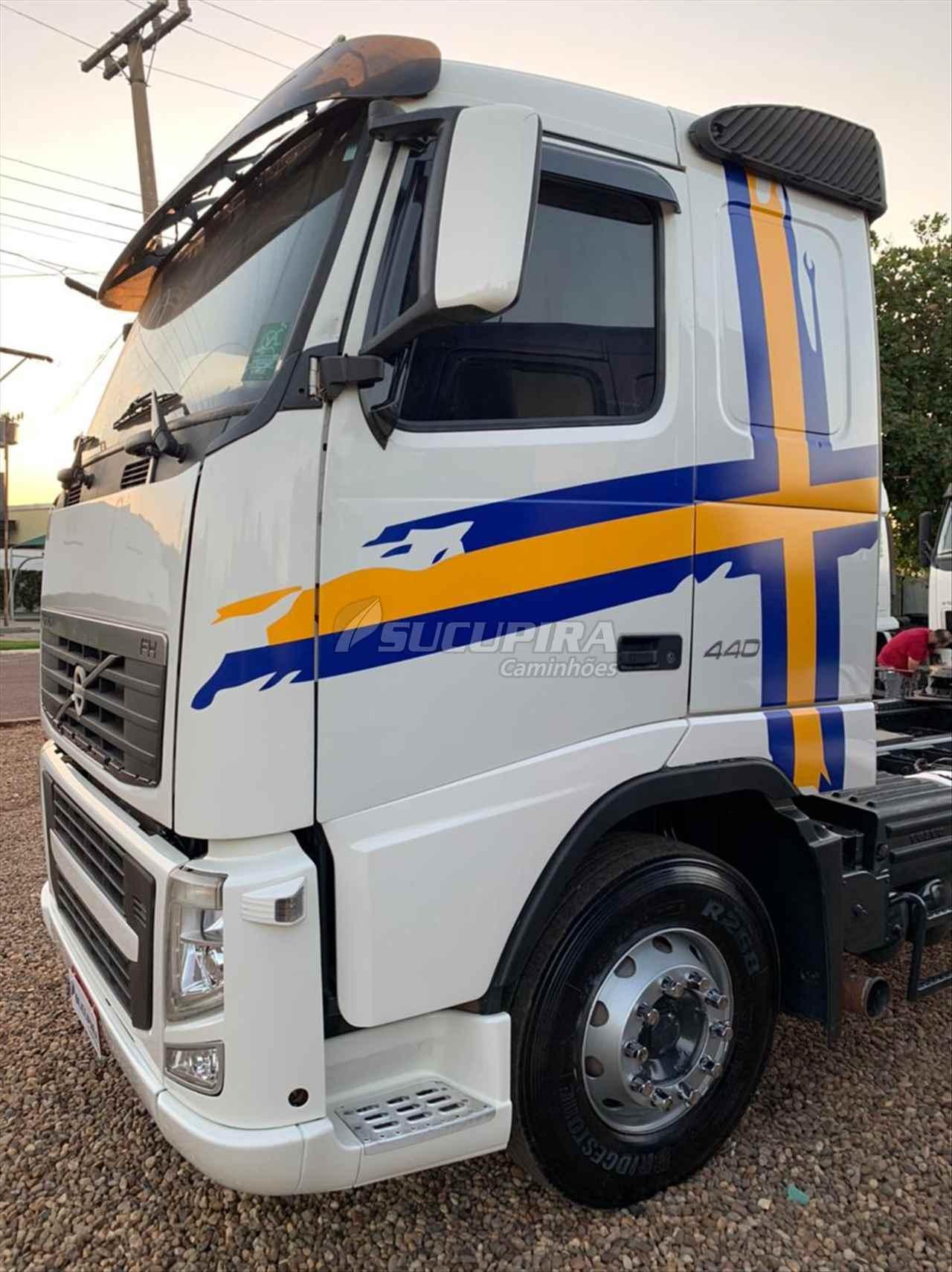 CAMINHAO VOLVO VOLVO FH 440 Cavalo Mecânico Truck 6x2 Sucupira Caminhões RONDONOPOLIS MATO GROSSO MT