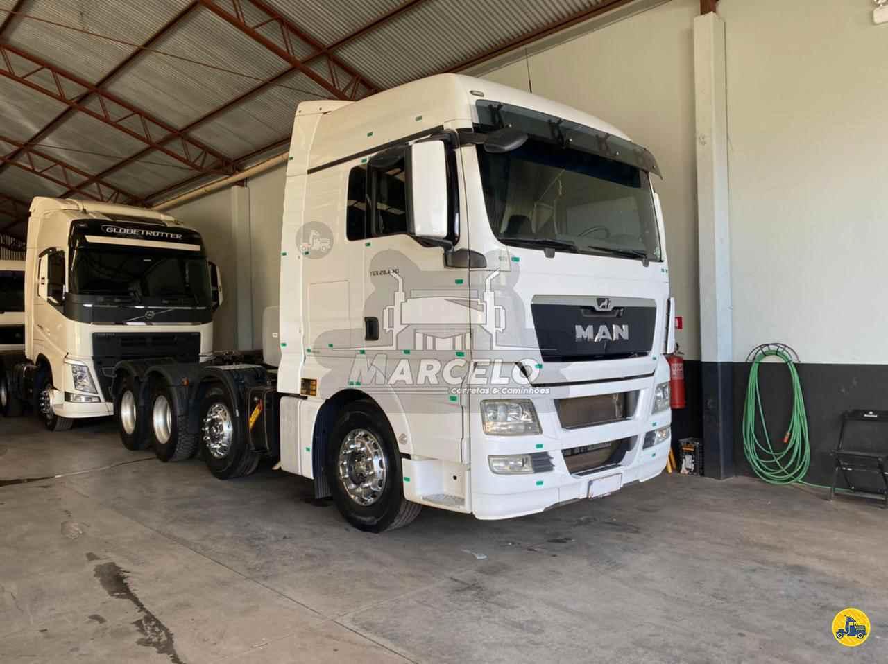 CAMINHAO MAN TGX 28 440 Cavalo Mecânico BiTruck 8x2 Marcelo Carretas e Caminhões PIRAPOZINHO SÃO PAULO SP