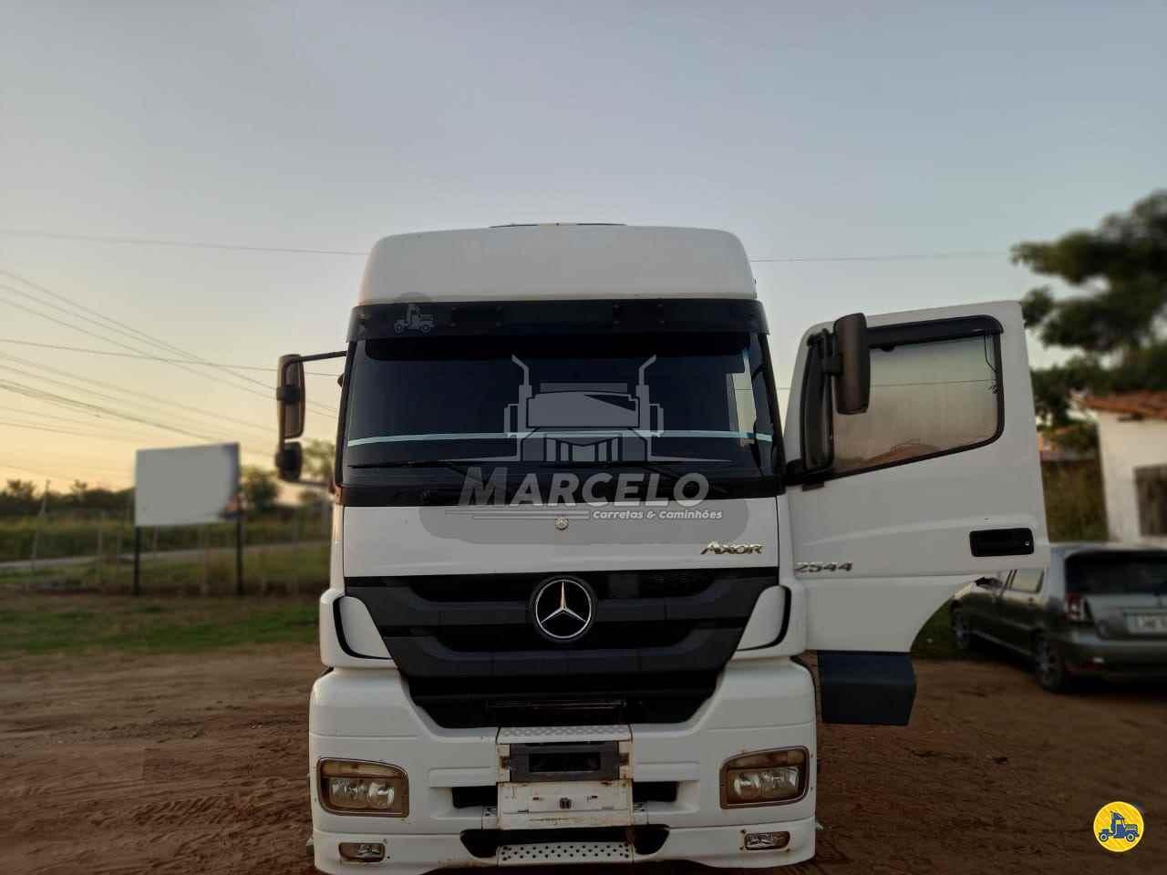 CAMINHAO MERCEDES-BENZ MB 2544 Cavalo Mecânico Truck 6x2 Marcelo Carretas e Caminhões PIRAPOZINHO SÃO PAULO SP