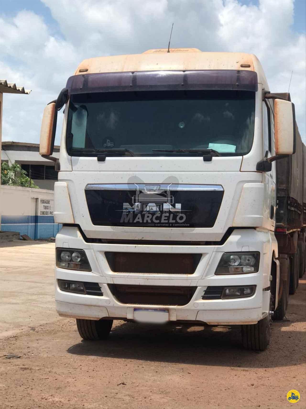 CAMINHAO MAN TGX 29 440 Cavalo Mecânico Traçado 6x4 Marcelo Carretas e Caminhões PIRAPOZINHO SÃO PAULO SP