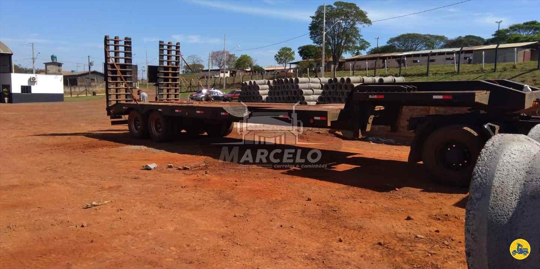 CARRETA SEMI-REBOQUE PRANCHA Reta Marcelo Carretas e Caminhões PIRAPOZINHO SÃO PAULO SP