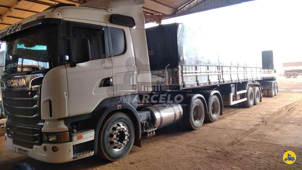 SCANIA 440 de Marcelo Carretas e Caminhões - PIRAPOZINHO/SP