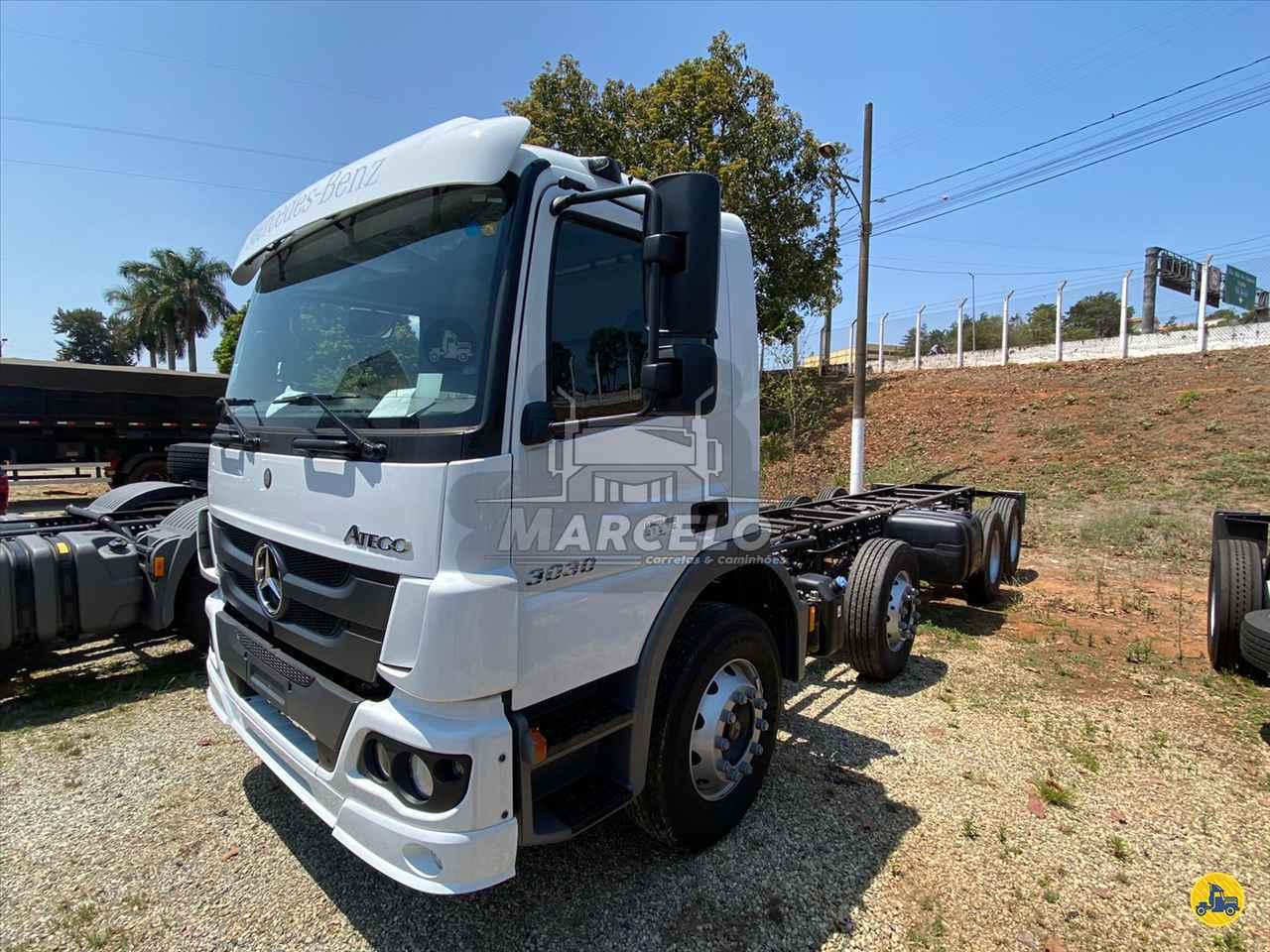 CAMINHAO MERCEDES-BENZ MB 3030 Cavalo Mecânico BiTruck 8x2 Marcelo Carretas e Caminhões PIRAPOZINHO SÃO PAULO SP