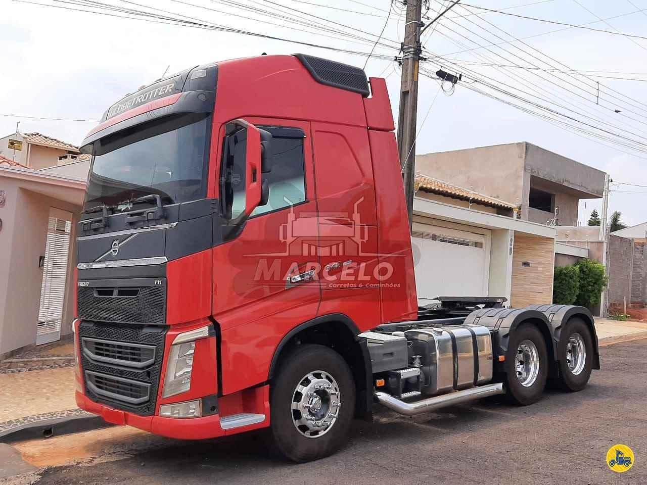 CAMINHAO VOLVO VOLVO FH 540 Cavalo Mecânico Traçado 6x4 Marcelo Carretas e Caminhões PIRAPOZINHO SÃO PAULO SP
