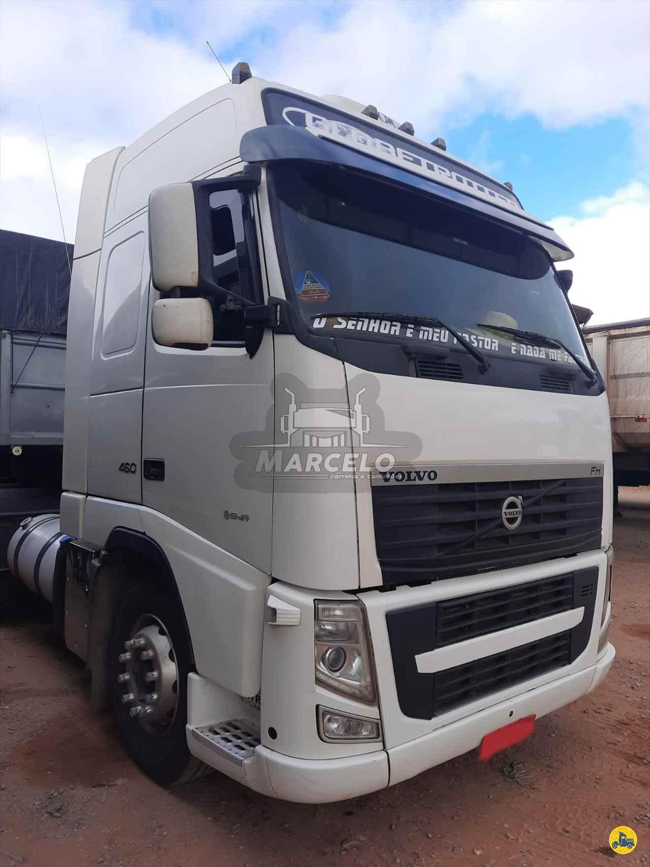 CAMINHAO VOLVO VOLVO FH 460 Cavalo Mecânico Truck 6x2 Marcelo Carretas e Caminhões PIRAPOZINHO SÃO PAULO SP