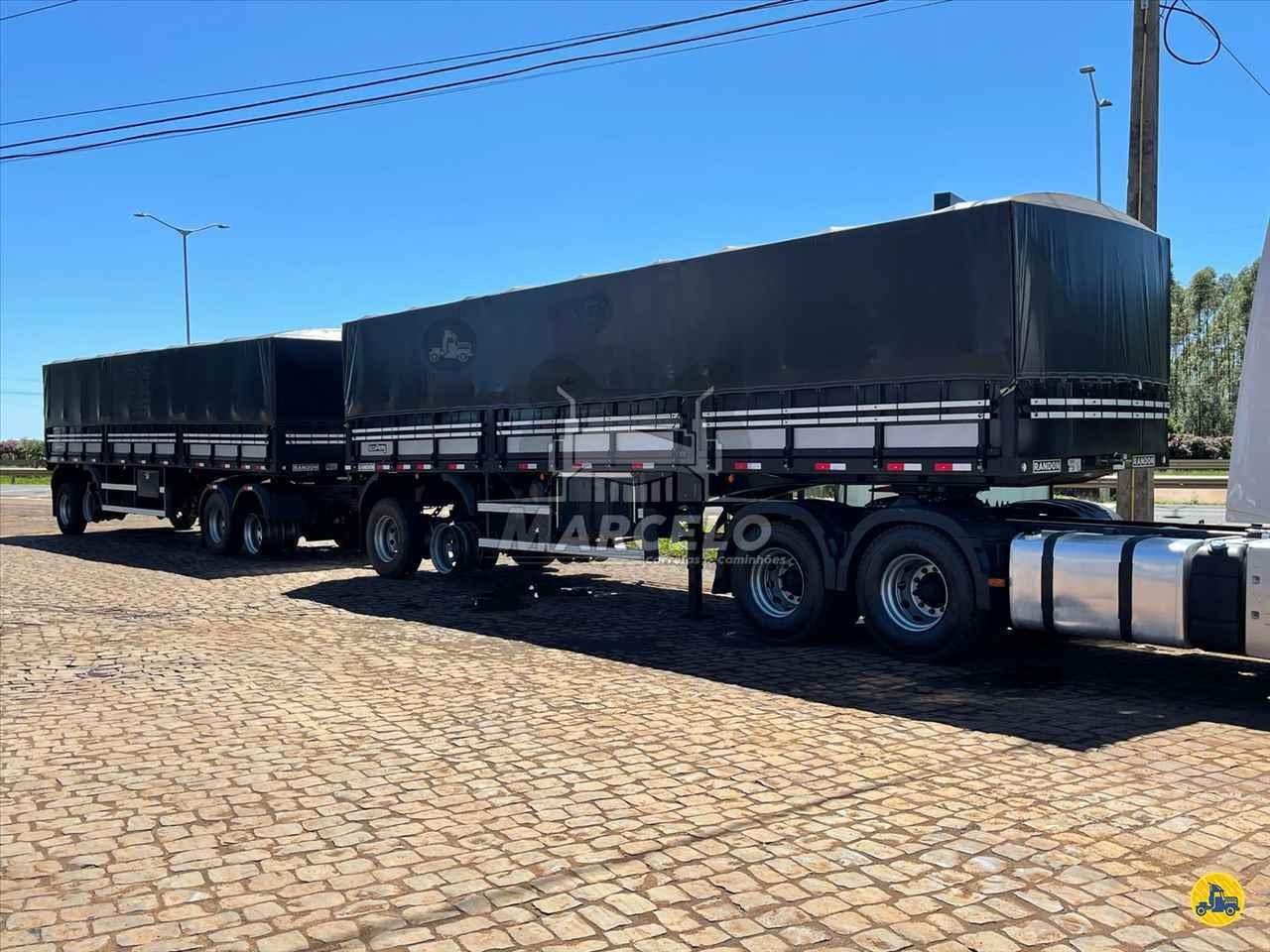CARRETA RODOTREM GRANELEIRO Marcelo Carretas e Caminhões PIRAPOZINHO SÃO PAULO SP
