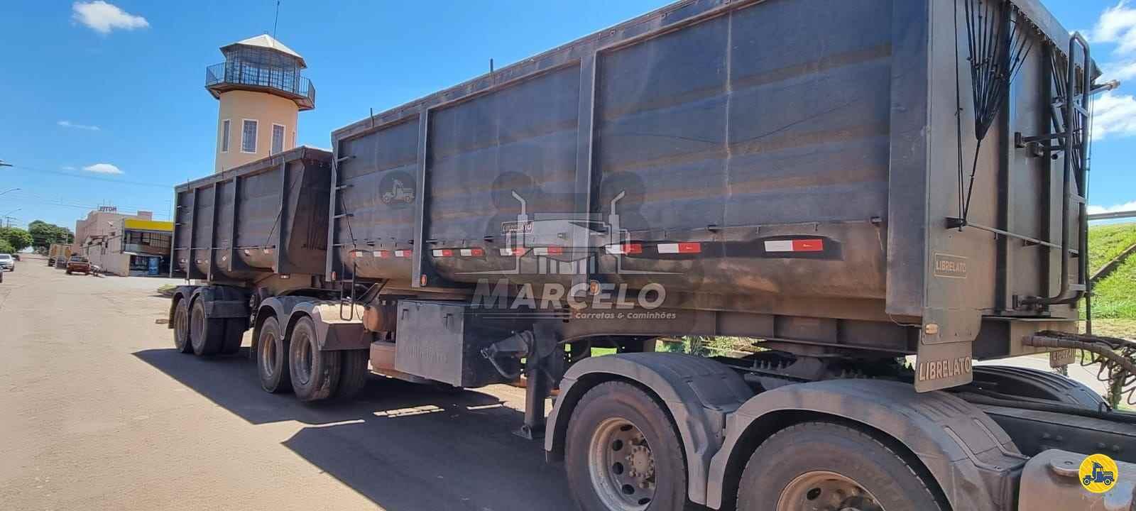 CARRETA BITREM BASCULANTE Marcelo Carretas e Caminhões PIRAPOZINHO SÃO PAULO SP