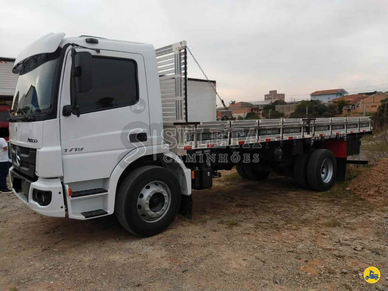 CAMINHAO MERCEDES-BENZ MB 1719 Carga Seca Toco 4x2 Seleta Caminhões CAMPO LARGO PARANÁ PR