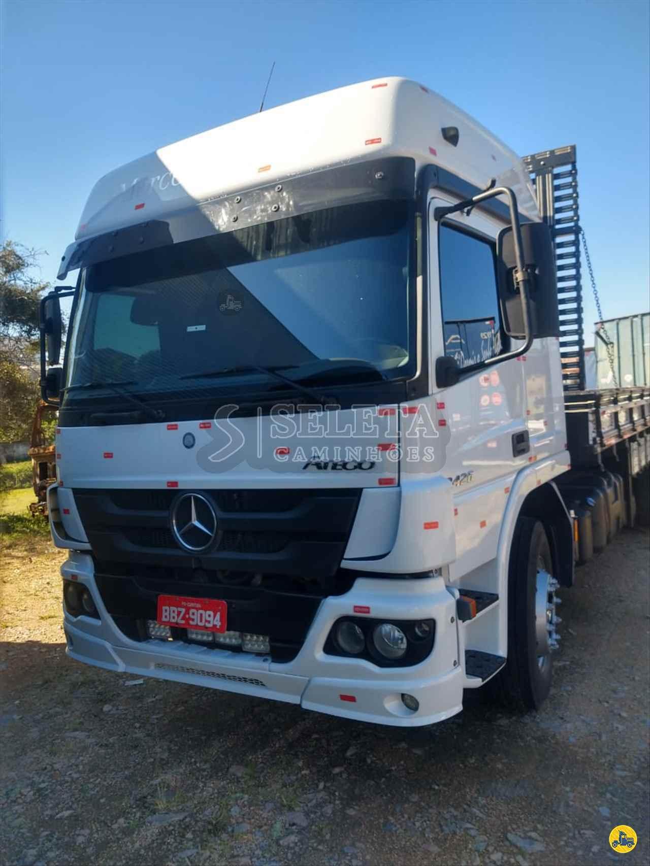 CAMINHAO MERCEDES-BENZ MB 2426 Carga Seca Truck 6x2 Seleta Caminhões CAMPO LARGO PARANÁ PR