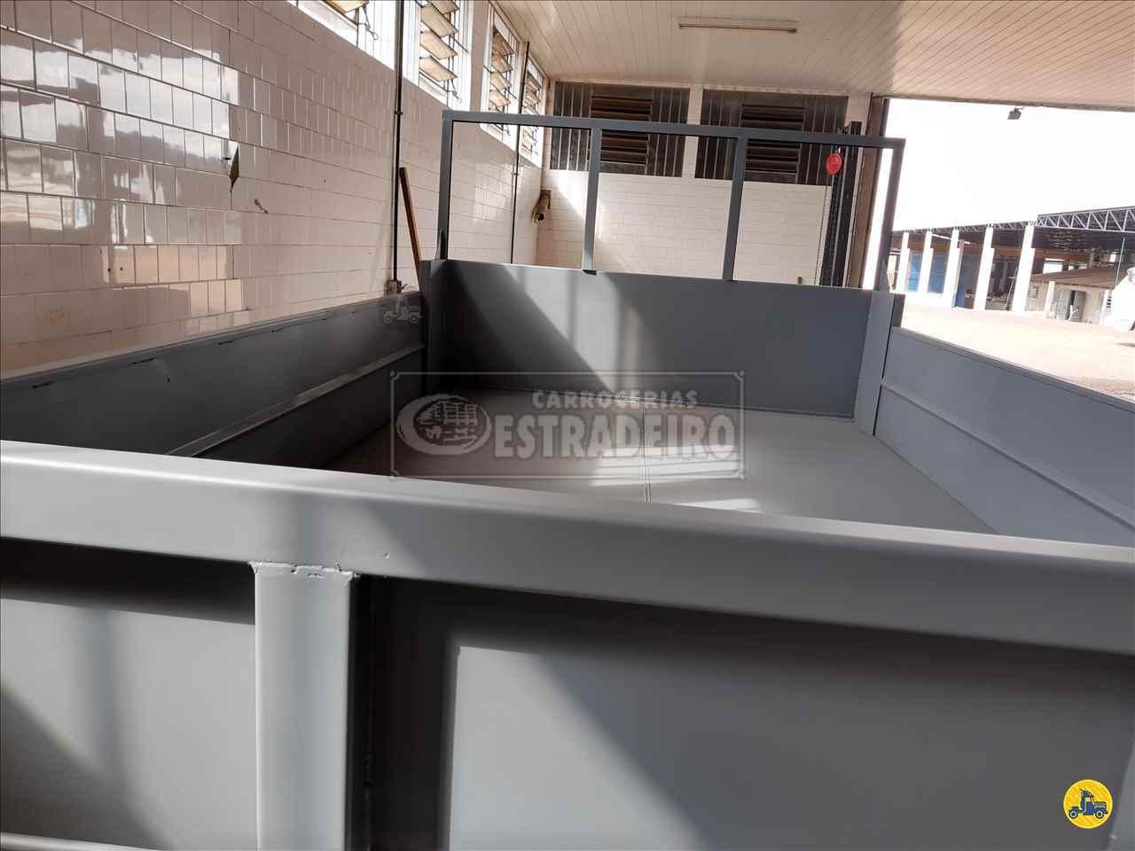 TRUCK BASCULANTE 0km 2021 Carrocerias Estradeiro