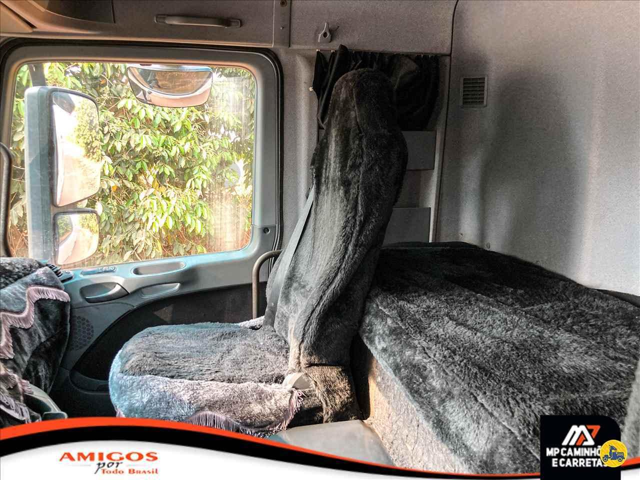 CAMINHAO MERCEDES-BENZ MB 2646 Chassis Traçado 6x4 MP Caminhões e Carretas PATOS DE MINAS MINAS GERAIS MG