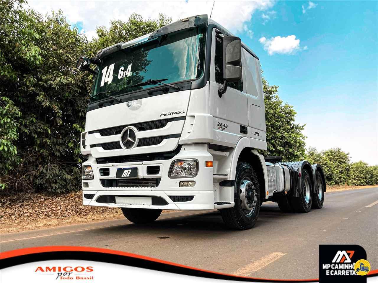 MB 2646 de MP Caminhões e Carretas - PATOS DE MINAS/MG