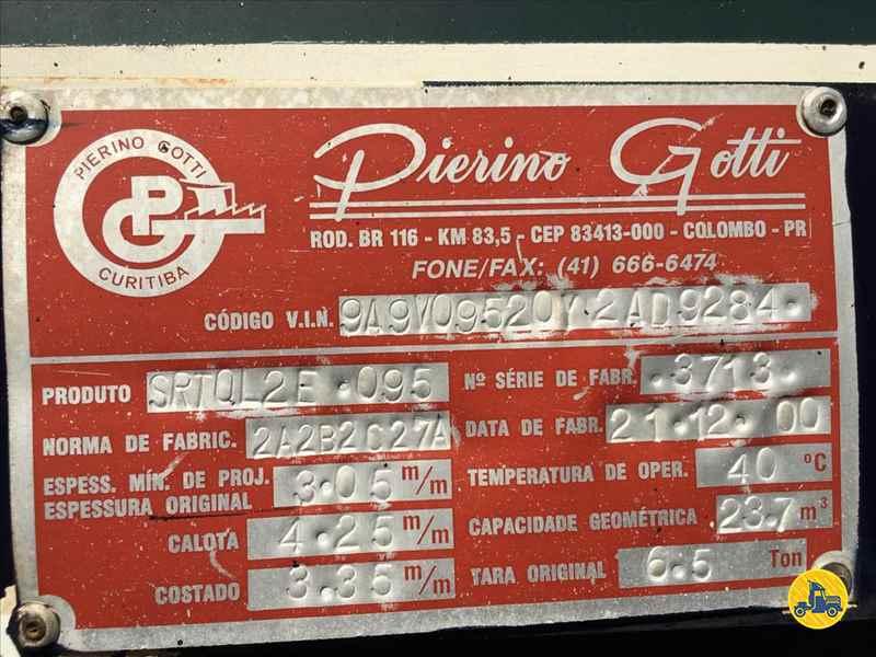 BITREM TANQUE AÇO  2000/2000 Cesar Caminhões