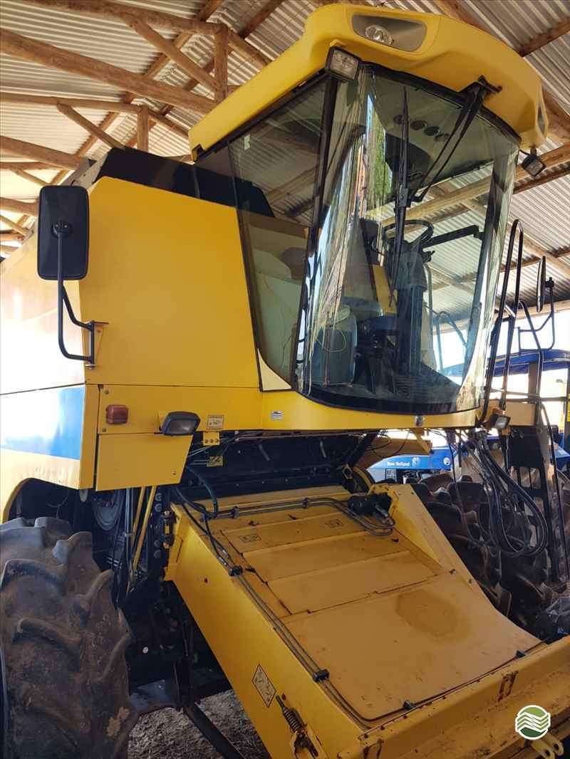 NEW HOLLAND TC 5070  2010/2010 Bender Comercial Agrícola