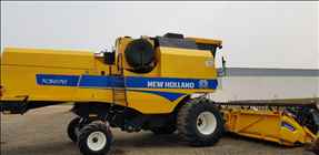 NEW HOLLAND TC 5070  2016/2016 Bender Comercial Agrícola