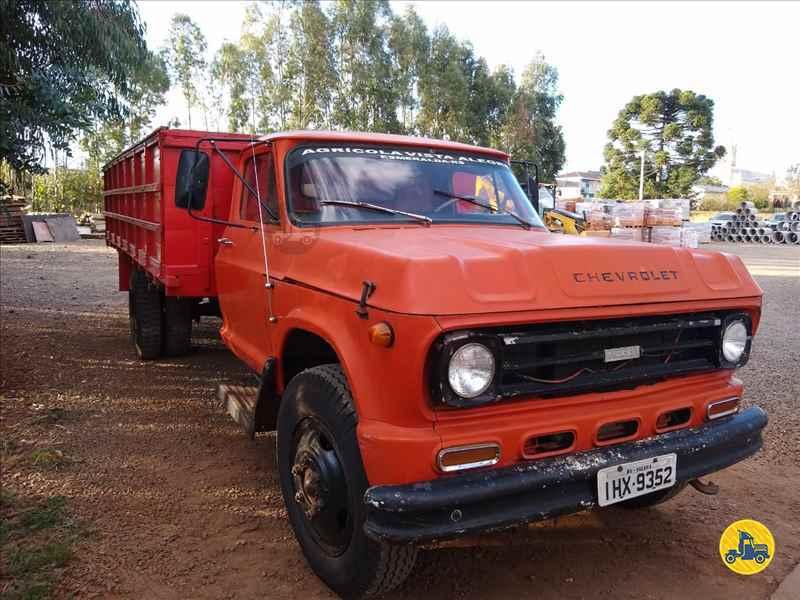 CAMINHAO GM D60 Graneleiro Toco 4x2 Zanon Caminhões e Implementos PASSO FUNDO RIO GRANDE DO SUL RS