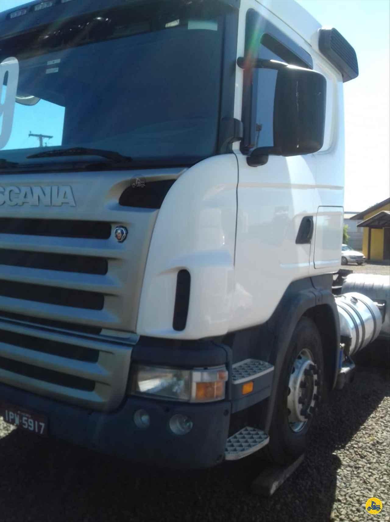 CAMINHAO SCANIA SCANIA 380 Cavalo Mecânico Truck 6x2 Zanon Caminhões e Implementos PASSO FUNDO RIO GRANDE DO SUL RS