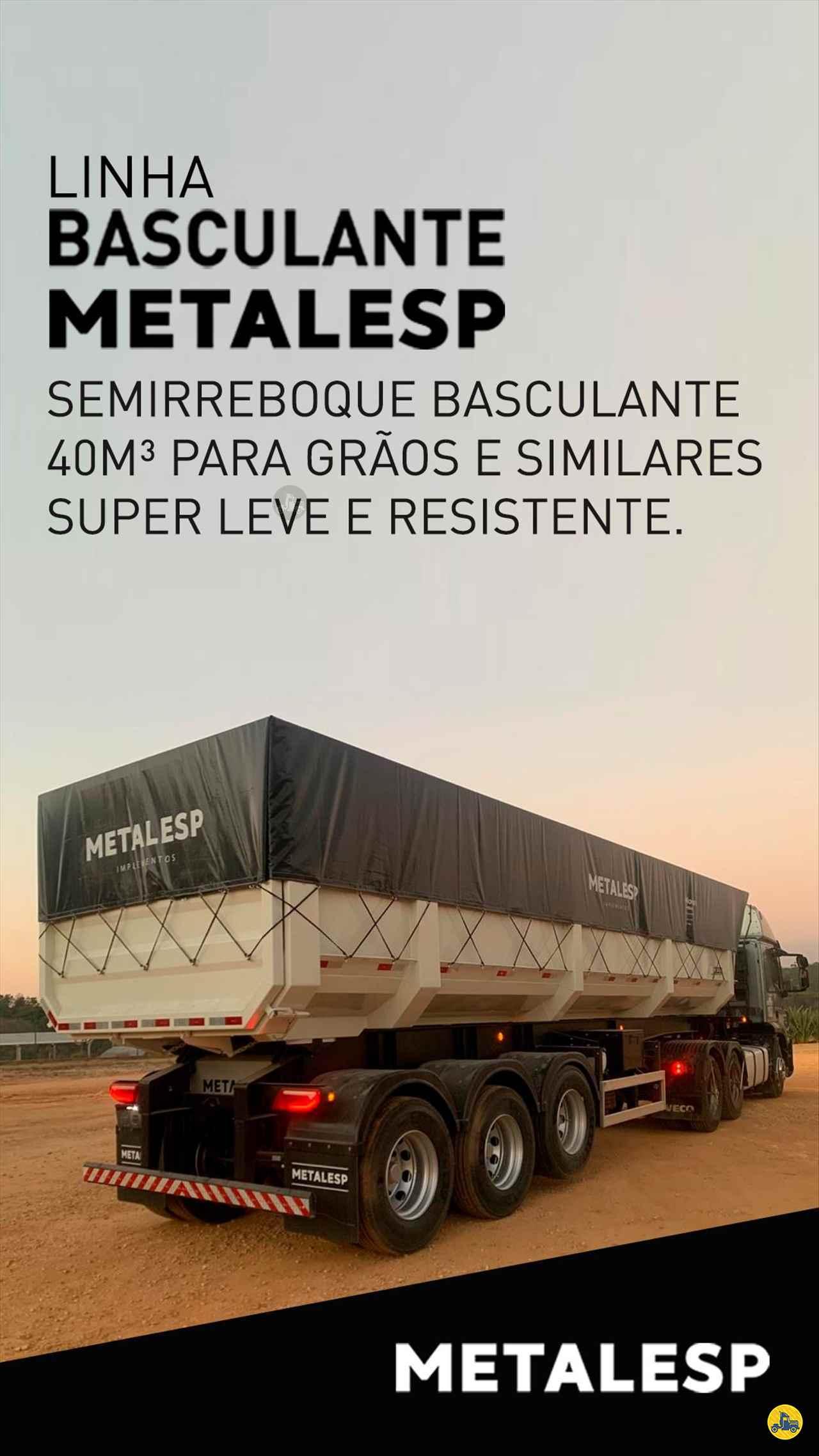 SEMI-REBOQUE BASCULANTE  2021/2021 Zanon Caminhões e Implementos