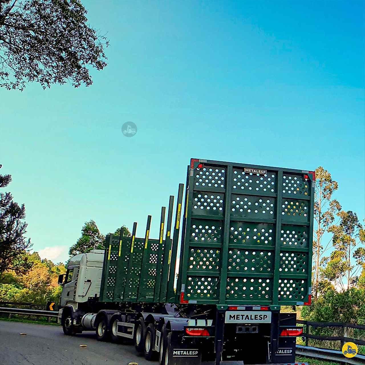 CARRETA BITREM 9 EIXOS FLORESTAL Zanon Caminhões e Implementos PASSO FUNDO RIO GRANDE DO SUL RS