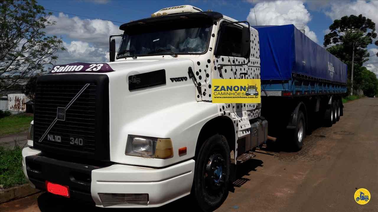CAMINHAO VOLVO VOLVO NL10 340 Cavalo Mecânico Toco 4x2 Zanon Caminhões e Implementos PASSO FUNDO RIO GRANDE DO SUL RS
