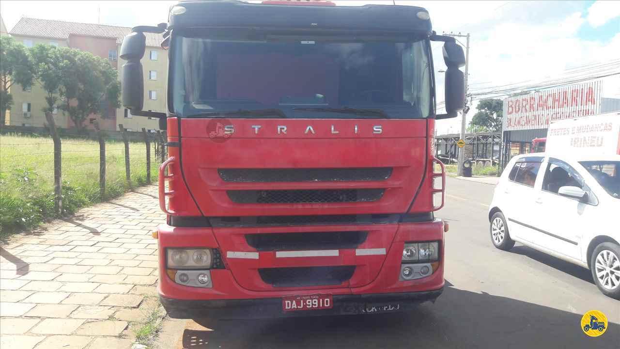 IVECO STRALIS 420 1069000km 2009/2009 Zanon Caminhões e Implementos