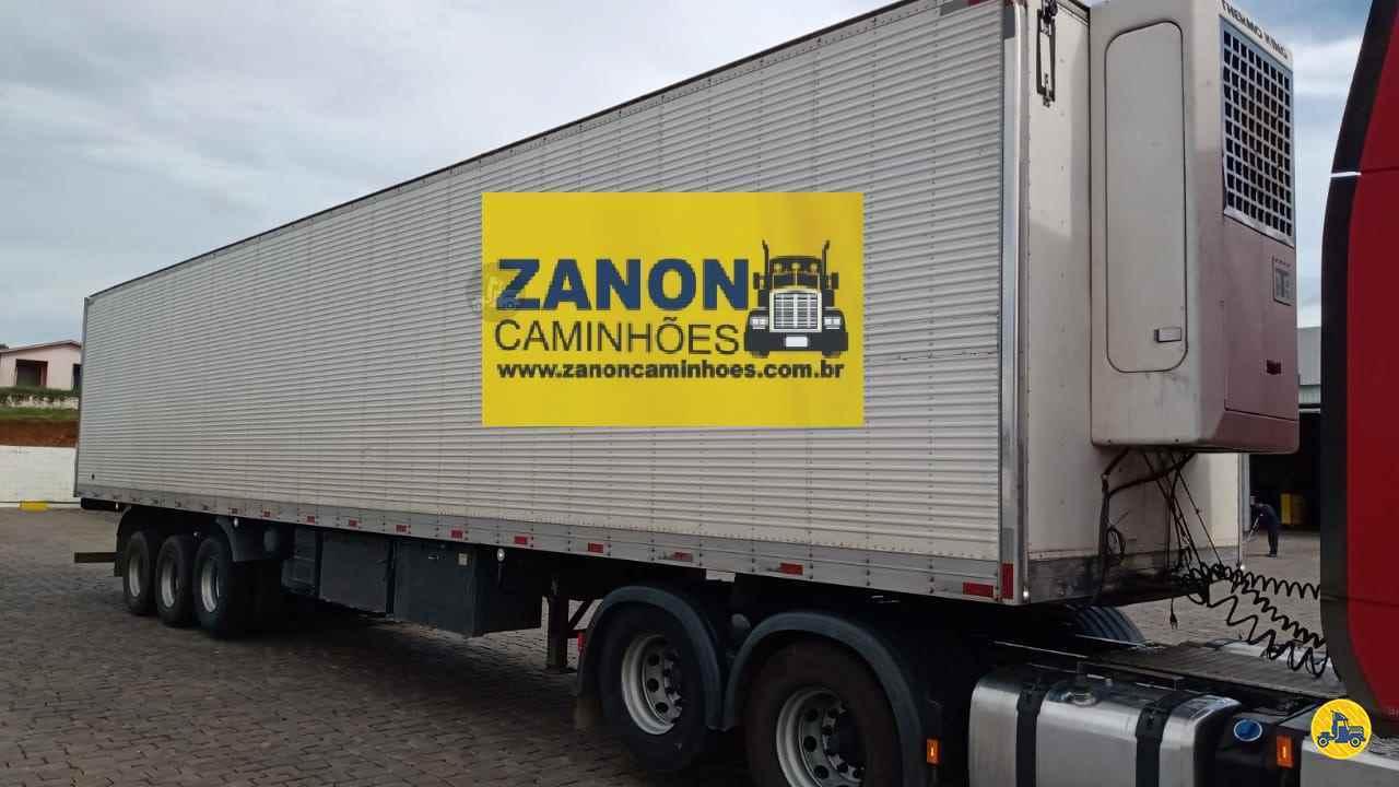 CARRETA SEMI-REBOQUE FRIGORIFICO Zanon Caminhões e Implementos PASSO FUNDO RIO GRANDE DO SUL RS