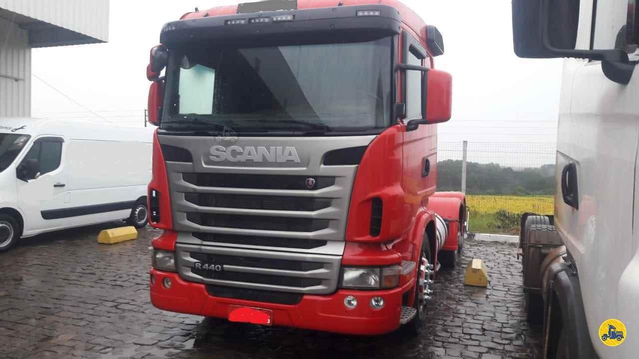 SCANIA SCANIA 440  2013/2013 Zanon Caminhões e Implementos