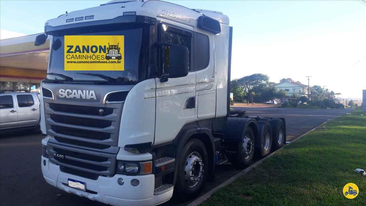 SCANIA 440 de Zanon Caminhões e Implementos - PASSO FUNDO/RS