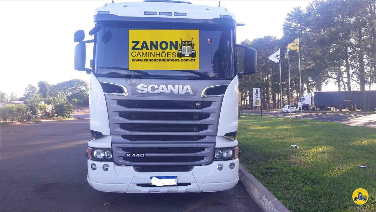 SCANIA SCANIA 440 932000km 2014/2014 Zanon Caminhões e Implementos