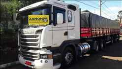 SCANIA SCANIA 440 104900km 2014/2014 Zanon Caminhões e Implementos
