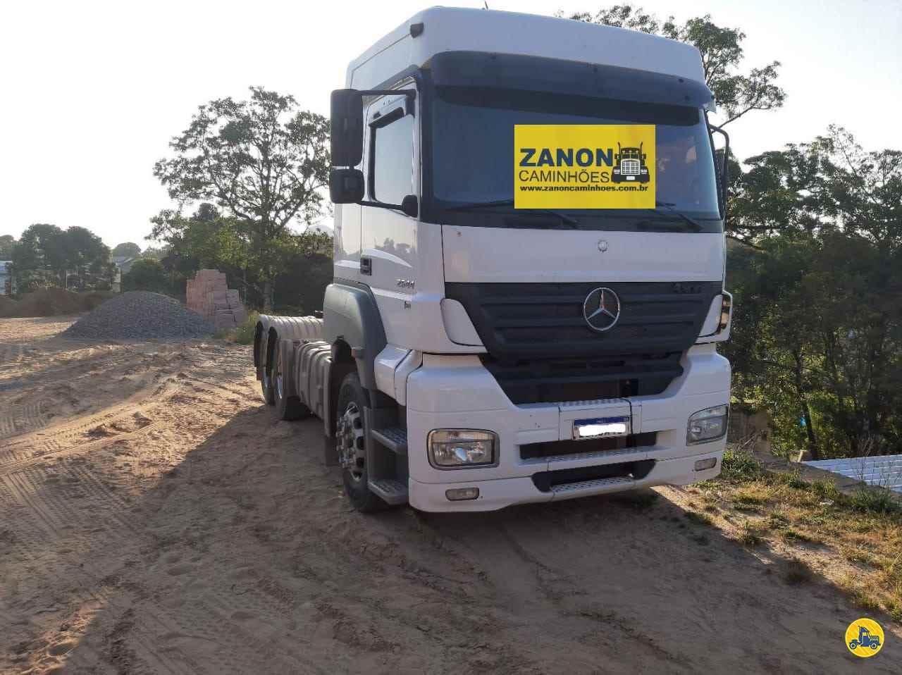 CAMINHAO MERCEDES-BENZ MB 2544 Cavalo Mecânico Truck 6x2 Zanon Caminhões e Implementos PASSO FUNDO RIO GRANDE DO SUL RS